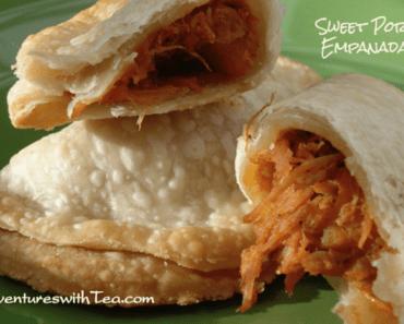 Sweet Pork Empanadas