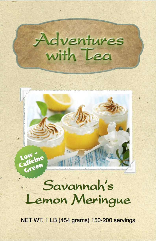 Savannah's Lemon Meringue