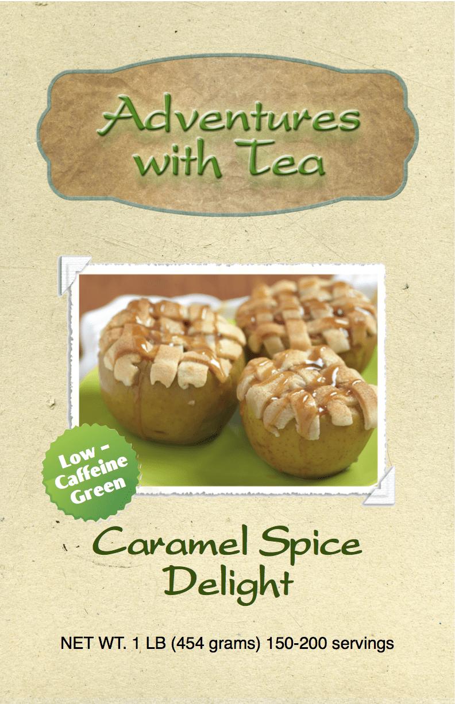 Caramel Spice Delight