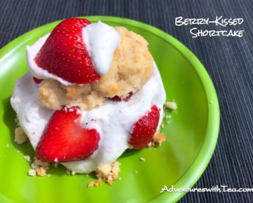 Berry-Kissed Shortcake