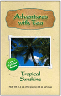 Tropical Sunshine green tea