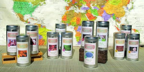 Gourmet Tea Flavors