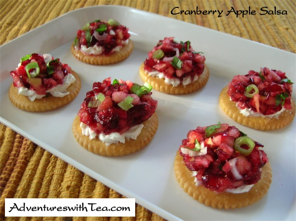 Cranberry-Apple Salsa
