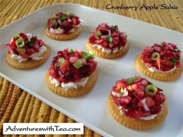 Cranberry-Apple Salsa