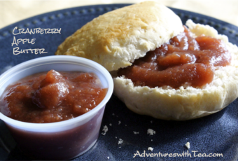 Cranberry Apple Butter