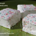 Tea-infused Marshmallows
