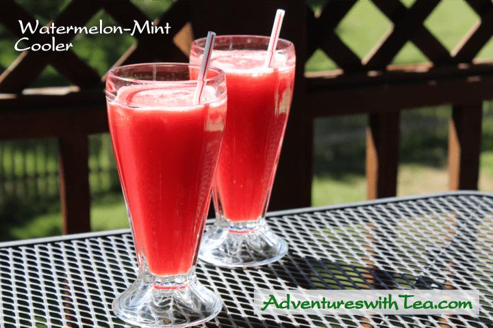Watermelon-Mint Coolers
