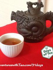 31 Days – Day 16: Keemun