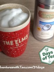 31 Days – Day 22: Aloha Candy Bar Latte