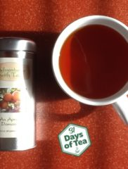 31 Days – Day 5: An Apricot in Damascus