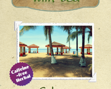 Cabana Beach herbal tea