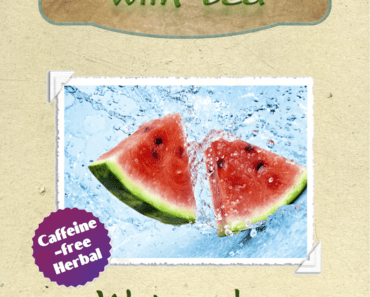Watermelon Splash herbal tea