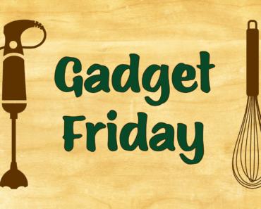 Gadget Friday: Pie Crust Shield
