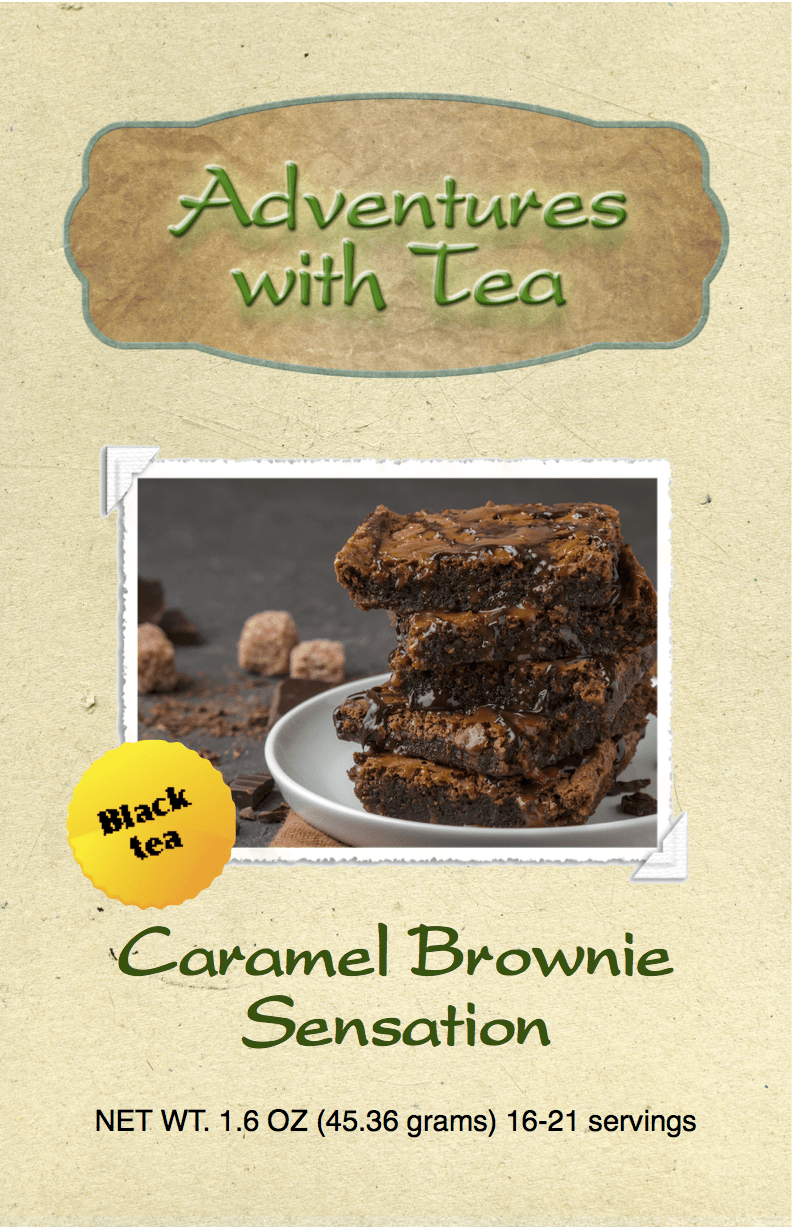 Caramel Brownie Sensation