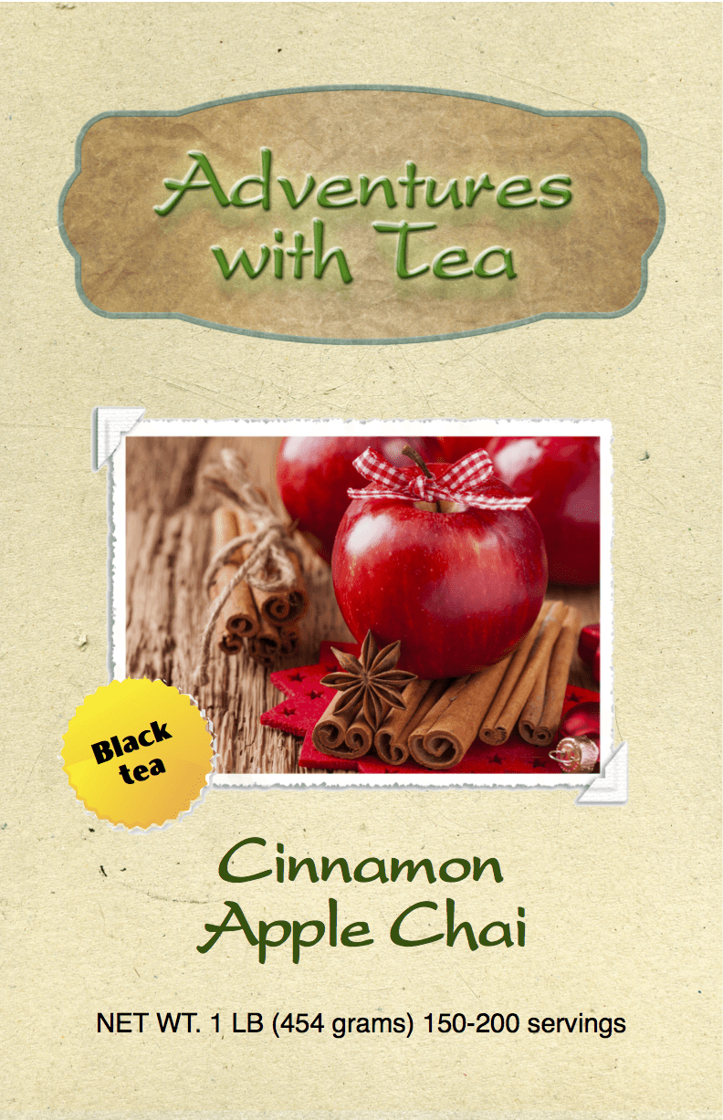 Cinnamon Apple Chai