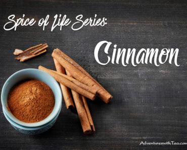 Spice of Life: Cinnamon
