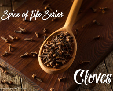 Spice of Life - Cloves