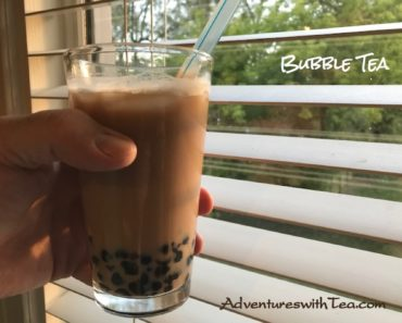 Gadget Friday: Make Your Own Bubble Tea