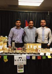 Nepal Tea at Midwest Tea Fest 2017