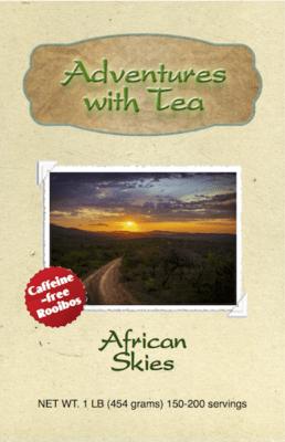African Skies green rooibos