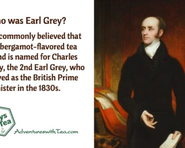 Who was Earl Grey?