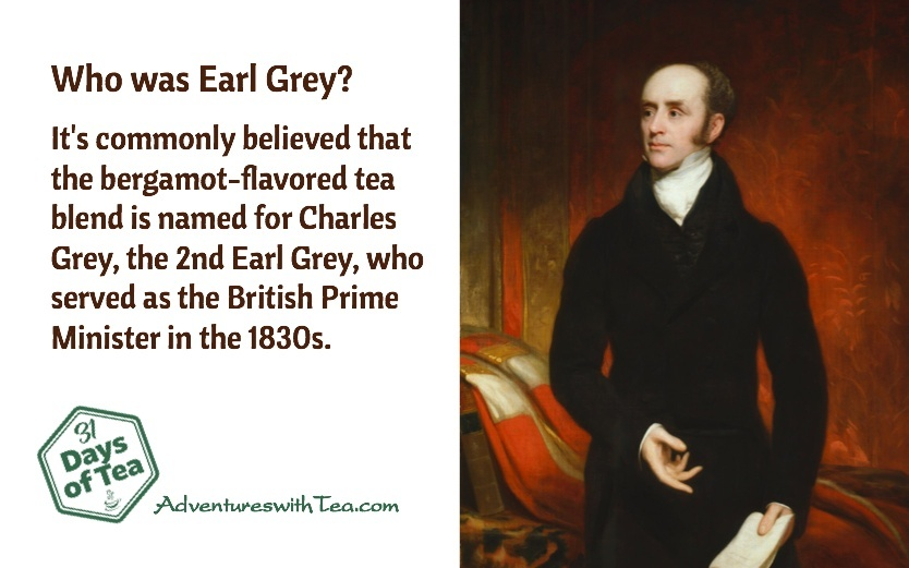 Who was Earl Grey?