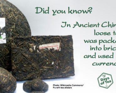 Tea Trivia – Did You Know?
