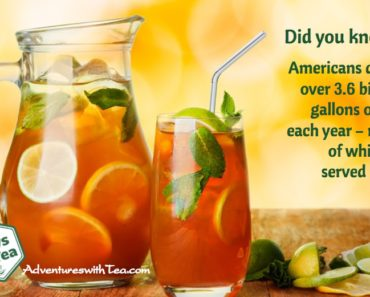 US tea drinking statistics