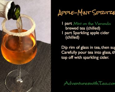 Apple-Mint Spritzer
