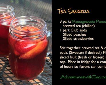 Tea Sangria