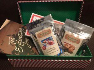 Tea Explorations gift set
