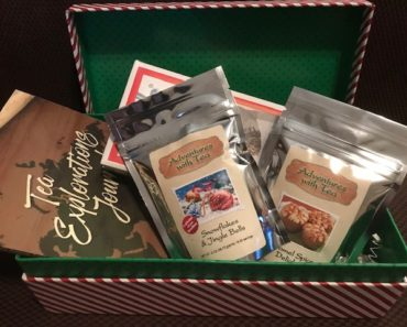 Tea Explorations gift set